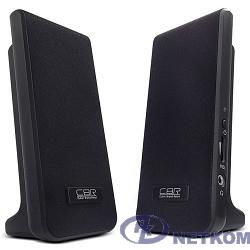 CBR CMS 295 Black, 3.0 W*2, USB