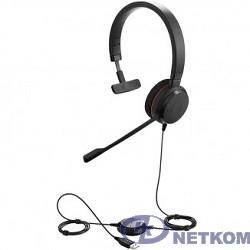Jabra 4993-829-209 Гарнитура Jabra EVOLVE 20 UC Mono USB (4993-829-209)