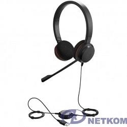 Jabra 4999-823-109 Гарнитура Jabra EVOLVE 20 MS Stereo USB (4999-823-109)