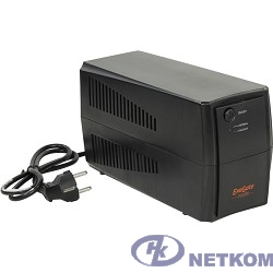 Exegate EP244541RUS ИБП Exegate Power  Back BNB-400  <400VA, Black, 2 евророзетки>