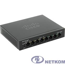 Cisco SB SG110D-08HP-EU Коммутатор 8-Port PoE Gigabit Desktop Switch