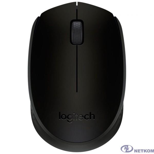 910-004798 Logitech Wireless Mouse B170 Black OEM