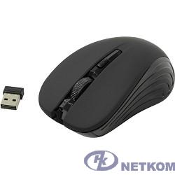Oklick 545MW черный/черный оптическая (1600dpi) беспроводная USB (4but) [368626]