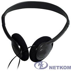 RITMIX RH-501 {20-20000Гц, 32Ом, 105дБ, кабель 2м, разъем 3.5мм, диаметр мембраны 30 мм}