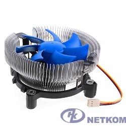 CROWN Кулер для процессора CM-90 (Для Intel и AMD,TDP до 95 Ватт,Низкая посадка радиатора,Гидродинамическии подшипник,Размер: 115*110*57 мм)