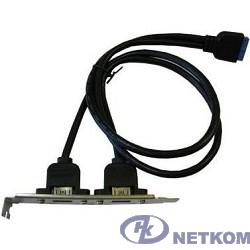 Espada Планка в корпус USB3.0 - 2 порта (EBRCT-2PrtUSB3)