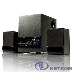 Dialog Progressive AP-170 колонки 2.1 {8W+2*3W RMS,BT, FM, USB+SD reader}