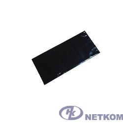 Пакеты для упаковки картриджей 20*46см/ 60-80 мкр (уп-ка 50 шт),черные светонепрониц