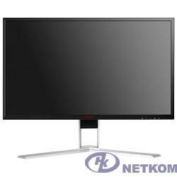 "LCD AOC 23.8"" AGON AG241QG черный {TN+film GSync 2560x1440@165Hz 1ms 16:9 HAS Pivot 170/160 350cd HDMI DisplayPort USB3.0x4 AudioOut 2Wx2}"
