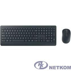 Microsoft Клавиатура + мышь Wireless Desktop 900 Black USB (PT3-00017)
