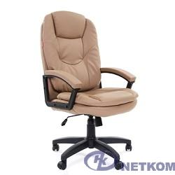 Офисное кресло Chairman 668 LT   Россия    чер.пласт экопремиум бежевый [7011066]