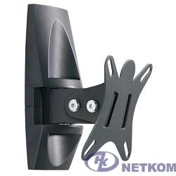 "Кронштейн для телевизора Holder LCDS-5003 металлик 10""-26"" макс.25кг настенный поворот и наклон"
