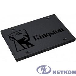 Kingston SSD 240GB А400 SA400S37/240G {SATA3.0}
