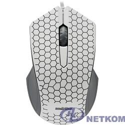 Мышь проводная Smartbuy ONE 334 белая [SBM-334-W]