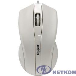 Мышь проводная Smartbuy ONE 338 белая [SBM-338-W]