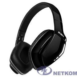 SVEN AP-B550MV черный {Bluetooth 4.1, Частотный диапазон наушников, Гц - 20 – 20 000, Чувствительность наушников, дБ - 106, Чувствительность микрофона - -58 ± 3}
