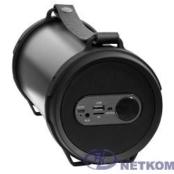 Ginzzu GM-887B, BT-Колонка 12w/3Ah/USB/TF/AUX/FM/subwoofer