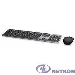 DELL  Premier-KM717 [580-AFQF] Wireless Keyboard + Mouse, black grey