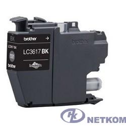 Brother LC-3617BK Картридж, Black {MFCJ3530/3930, (550стр)