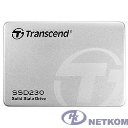 Transcend SSD 256GB 230 Series TS256GSSD230S {SATA3.0}