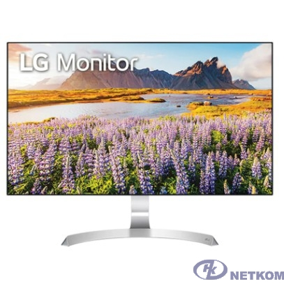 "LCD LG 27"" 27MP89HM-S серебристый {IPS LED 1920x1080 5ms 16:9 250cd 178гр/178гр HDMI D-Sub 2x5W}"