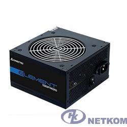 Chieftec 700W OEM (ELP-700S) {ATX 2.3, 80 PLUS BRONZE, 85% эфф, Active PFC, 120mm fan,} Black