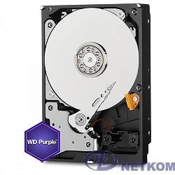 """4TB WD Purple (WD40PURZ) {Serial ATA III, 5400- rpm, 64Mb, 3.5""""}"""