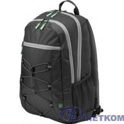HP [1LU22AA] Рюкзак 15.6 Active Black/Mint Backpack