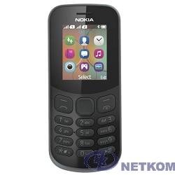 Nokia 130 DS TA-1017 BLACK (2017) [A00028615]