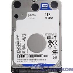 1TB WD Blue (WD10SPZX) {SATA 6Gb/s, 5400 rpm, 128Mb buffer}