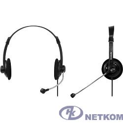 Defender Aura 104 черный, кабель 1,8 м [63104]