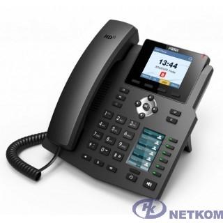 Fanvil X4 SIP телефон, с б/п