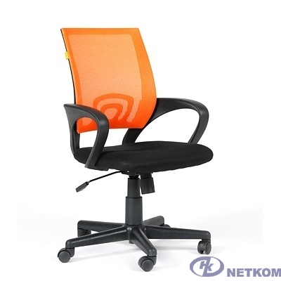 Офисное кресло Chairman  696  TW оранжевый ,  [7013172]