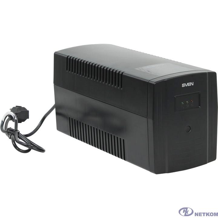 SVEN Источник бесперебойного питания SVEN  Pro 1000 (USB)