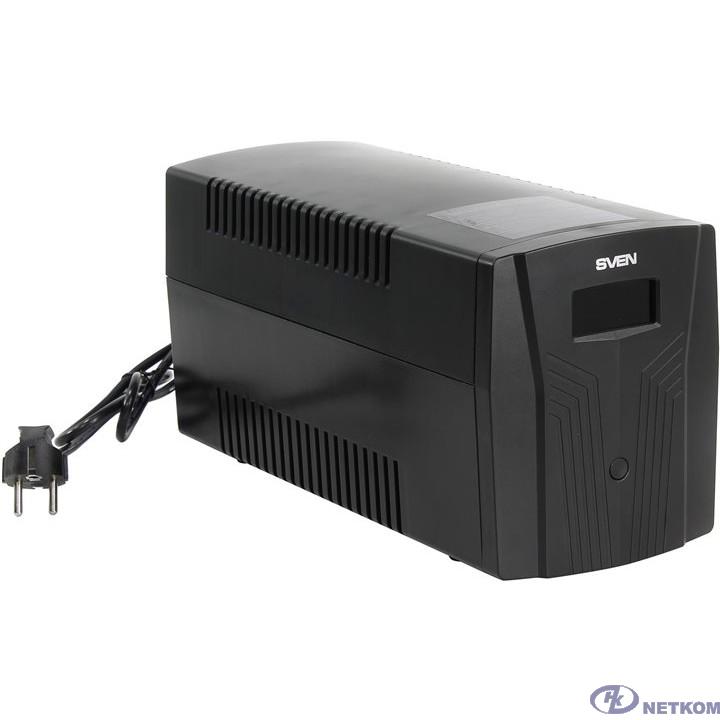 SVEN Источник бесперебойного питания SVEN  Pro 1500 (LCD, USB)