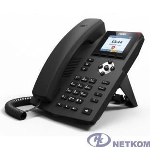 Fanvil X3S, SIP телефон с б/п