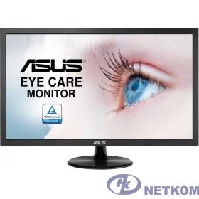 "ASUS LCD 21.5"" VP228DE черный {TN+film LED 1920x1080 5ms 16:9 200cd 90/65 D-Sub} [90LM01K0-B04170]"