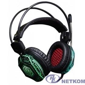 Oklick HS-L500G черный 2.2м мониторы оголовье [472565/472656]