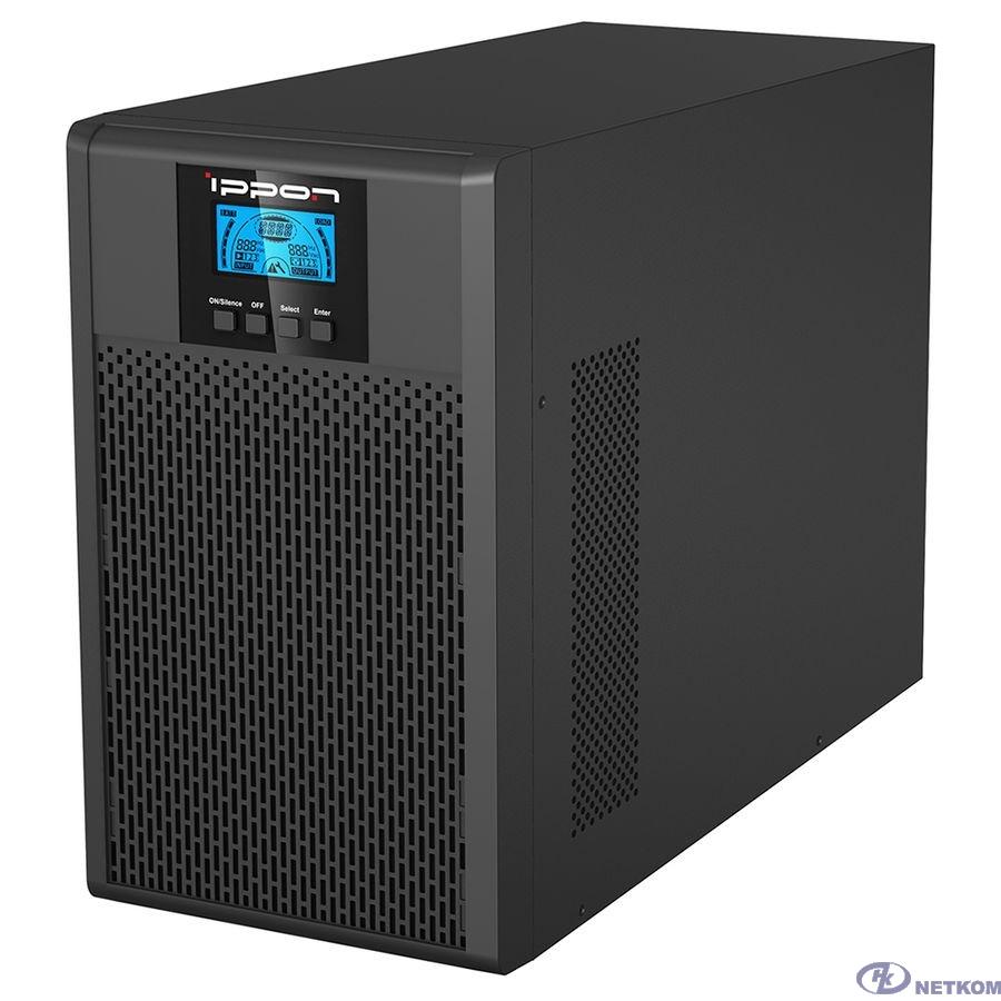 Ippon Innova G2 3000 black {427360}