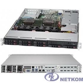 Supermicro SYS-1029P-WTR Серверная платформа 1U SATA SYS-1029P-WTR SUPERMICRO
