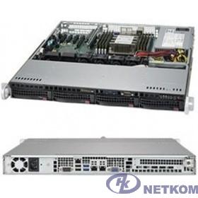 Supermicro SYS-5019P-MT Серверная платформа 1U SATA SYS-5019P-MT SUPERMICRO