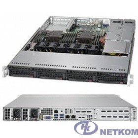 Supermicro SYS-6019P-WTR Серверная платформа 1U