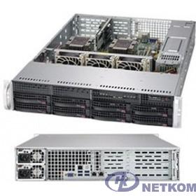 Supermicro SYS-6029P-WTR Серверная платформа 2U SATA