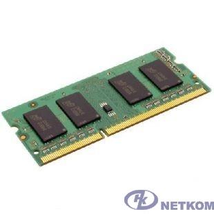 QUMO DDR3 SODIMM 4GB QUM3S-4G1600C11L PC3-12800, 1600MHz