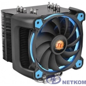 Cooler Thermaltake Riing Silent 12 Pro Blue (CL-P021-CA12BU-A) all sockets