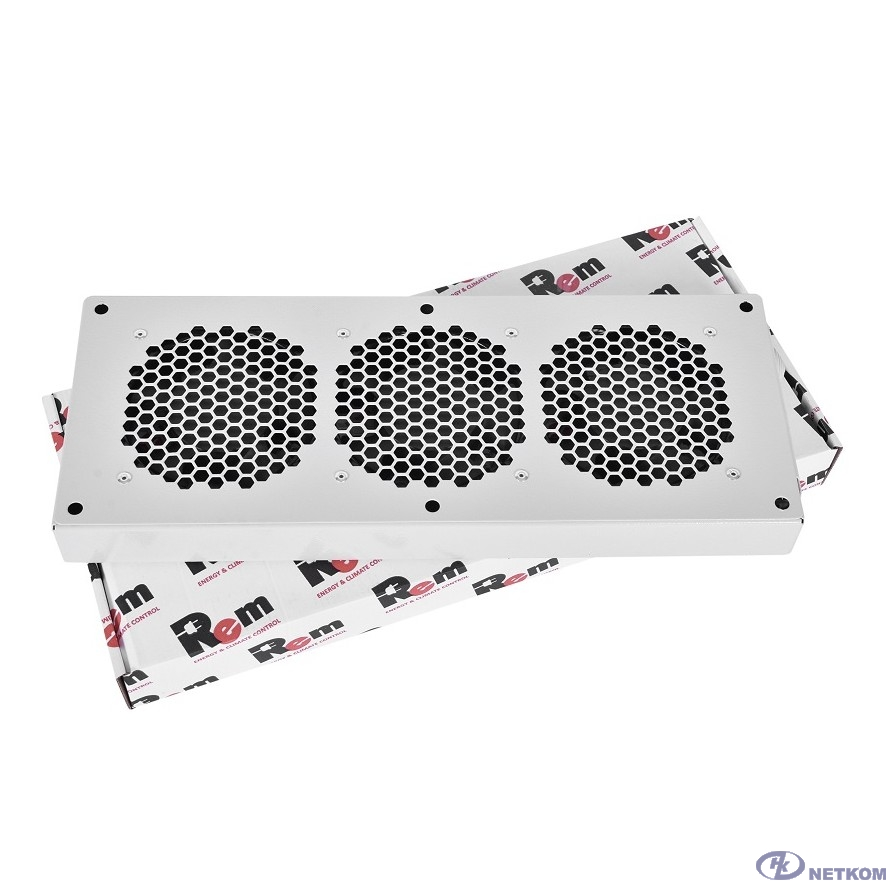 ЦМО Модуль вентиляторный, 3 вентилятора, колодка R-FAN-3J