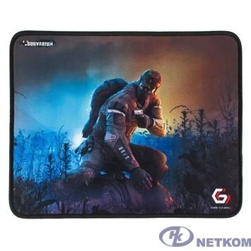 """Коврик для мыши Gembird MP-GAME22, рисунок- """"Survarium"""", размеры 250*200*3мм, ткань+резина, оверлок"""