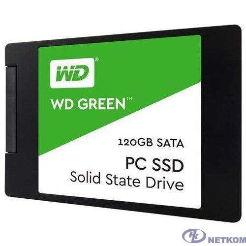 WD SSD 120Gb WDS120G2G0A {SATA 3.0}