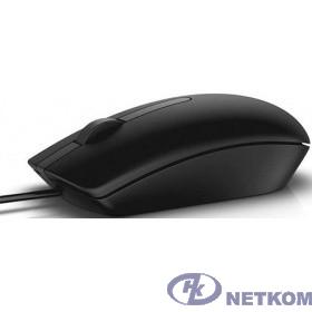 DELL MS116 [570-AAIS] Mouse, black, USB