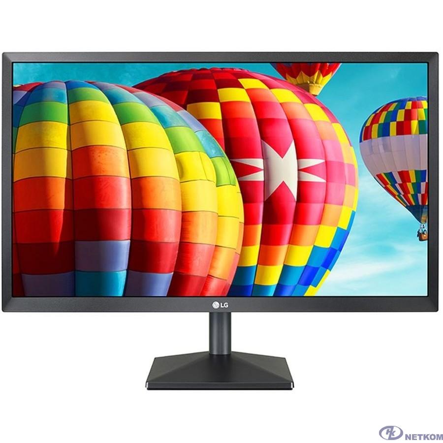 """LCD LG 23.8"""" 24MK430H-B черный {IPS LED 1920x1080 75hz 5ms 16:9 178°/178° 250cd D-Sub HDMI}"""